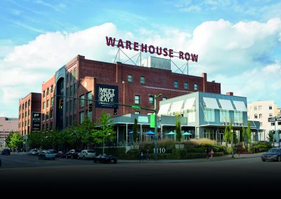 Warehouse Row / Chattanooga / TN